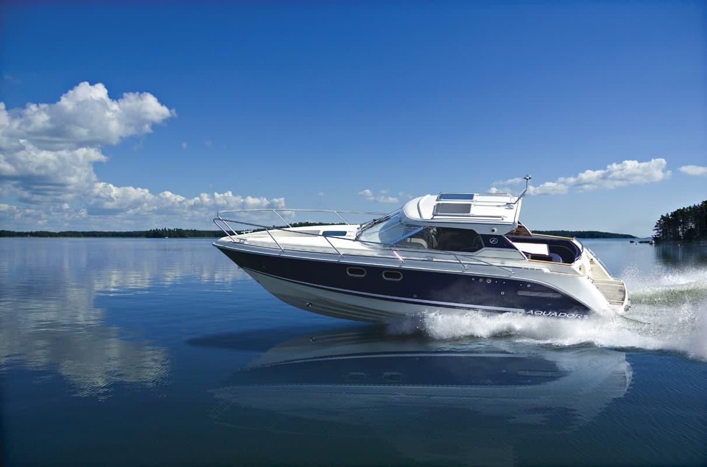 Aquador-26-HT-varend