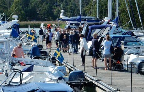 Bryggan Stockholm Marin Bullandö